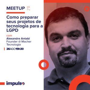 Meetup LGPD Impulso
